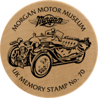 No. 70 - Morgan Motor Museum