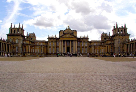 No.21 - Blenheim Palace, Oxfordshire, England
