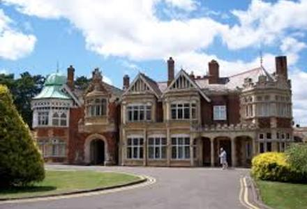 No.45 - Bletchley Park